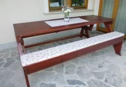 Klop ali miza?